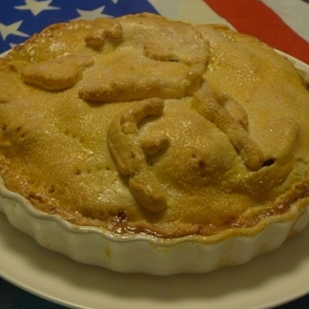APPLE PIE CON MELE RENETTE