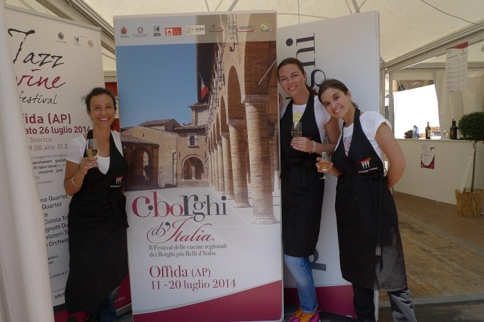 18 - 20 LUGLIO 2014: LE FORCHETTE A CIBORGHI D'ITALIA